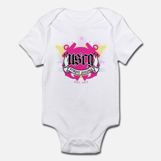 USCG Semper Paratus Infant Bodysuit
