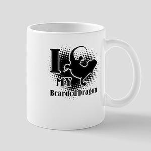 Bearded Dragon Mugs