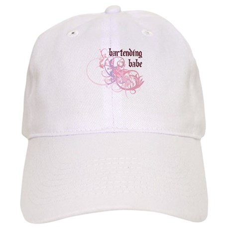 Bartending Babe Cap