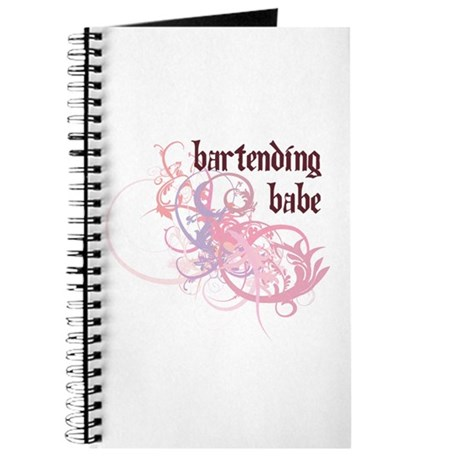 Bartending Babe Journal