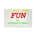 I'm FUN! Rectangle Magnet (100 pack)