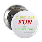 """I'm FUN! 2.25"""" Button (100 pack)"""