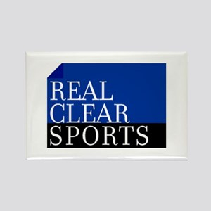 Real Clear Sports Rectangle Magnet