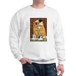 KISS/PBGV8+Westie1 Sweatshirt