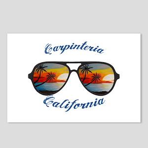 California - Carpinteria Postcards (Package of 8)