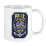 Brunswick Police SWAT Mug