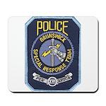 Brunswick Police SWAT Mousepad