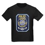 Brunswick Police SWAT Kids Dark T-Shirt