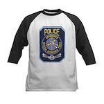 Brunswick Police SWAT Kids Baseball Jersey
