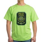 Brunswick Police SWAT Green T-Shirt