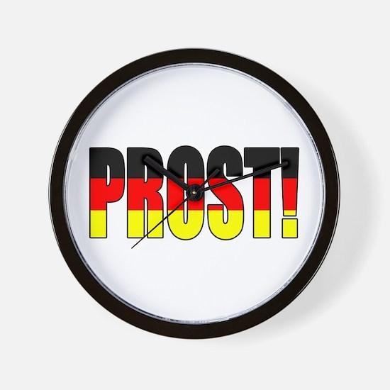 Prost! Oktoberfest Wall Clock
