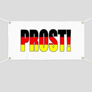 Prost! Oktoberfest Banner