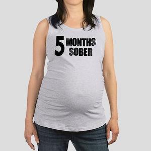 5 Months Sober Tank Top