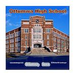 Ottumwa High School Tile Coaster