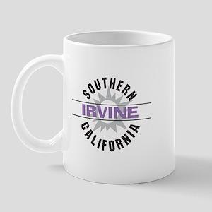 Irvine Caliornia Mug