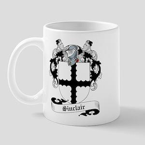 Sinclair Family Crest Mug