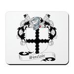 Sinclair Family Crest Mousepad
