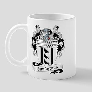 Snodgrass Family Crest Mug