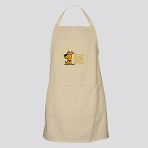 They call me crazy dog lady like it&#3 Light Apron