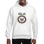 HSL-45 Hooded Sweatshirt