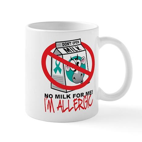 Milk Allergy 2 Mug