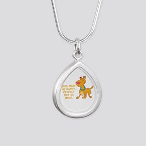 Dog make me happy, People, Not so much Necklaces