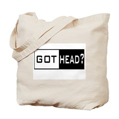Got Head? Tote Bag