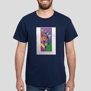 Werkin' the STEPS Dark T-Shirt