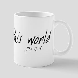 not of this world -  Mug