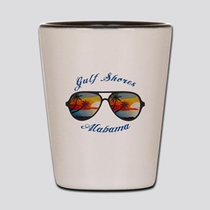 Alabama - Gulf Shores Shot Glass