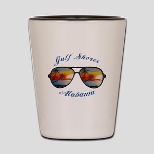 Alabama - Gulf Shores Shot Glass