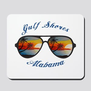 Alabama - Gulf Shores Mousepad