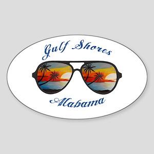 Alabama - Gulf Shores Sticker