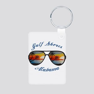 Alabama - Gulf Shores Keychains