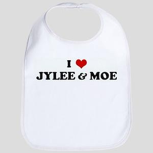 I Love JYLEE & MOE Bib