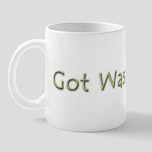 Got Wasabi Mug