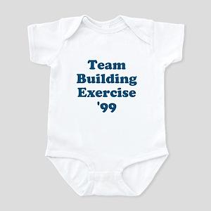 Team Building Exercise '99 Infant Bodysuit
