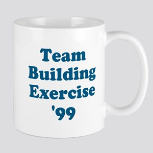 Team Building Exercise '99 Mug