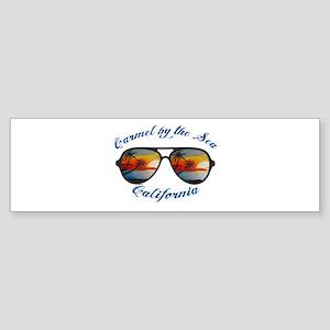 California - Carmel by the Sea Bumper Sticker