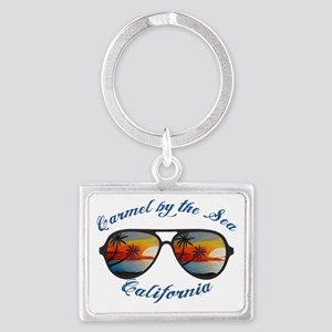 California - Carmel by the Sea Keychains