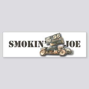 Smokin' Joe Bumper Sticker