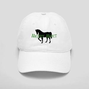Merry Meet Spirit Horse Cap