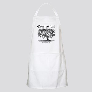 The Old Charter Oak BBQ Apron