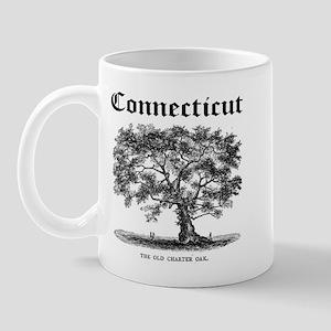 The Old Charter Oak Mug