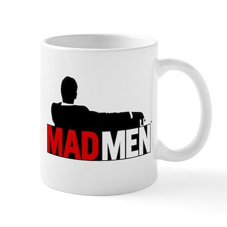 Madmen Truth Lies Mug