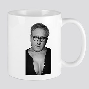 Boob Kissinger Mug