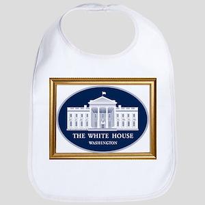 THE WHITE HOUSE Baby Bib