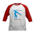 Gymnastics Goals Baseball Jersey