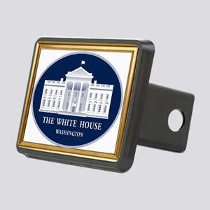 THE WHITE HOUSE Rectangular Hitch Cover