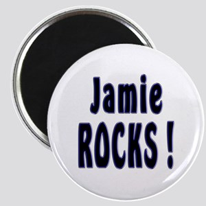 Jamie Rocks ! Magnet